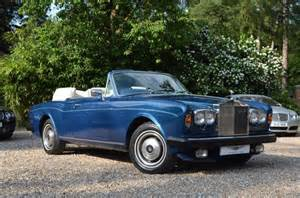 Rolls Royce Corniche For Sale Rolls Royce Corniche Convertible For Sale Marlow Cars