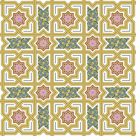 arabic pattern artist 20 psychedelic patterns islamic style
