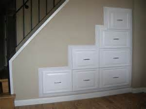 drawers stairs traditional staircase san