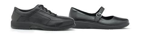 avoid the slip slip resistant shoes from ascent footwear