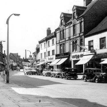 nuneaton abbey street our warwickshire nuneaton broad street and queen s road our warwickshire