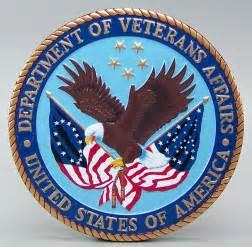 Veterans Affairs Mahogany Wall Plaques Podium Seals Presidential Seal