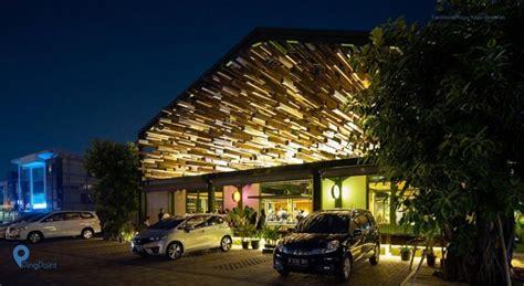 kayu kayu restaurant menu khas indonesia  gaya mewah