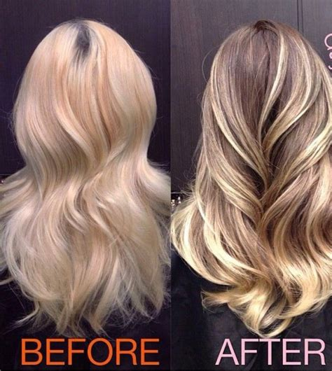 lowlights in bleach blonde hair 1000 images about short hair on pinterest