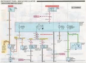 1966 el camino wiring schematic erba7 info