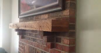 rustic fireplace mantels ideas what to do with rustic mantel hometalk
