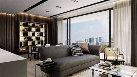 how modern for interior design in malaysia works