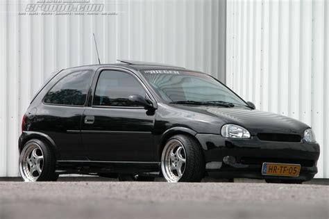 Opel Corsa B Tuning The Gallery For Gt Opel Corsa 1995 Tuning
