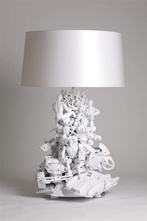 The Toy Lamp Gives Elegance To A Silly Concept