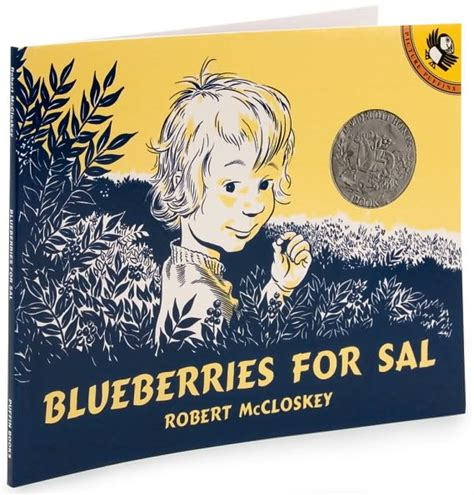 blueberries for sal books uh oh examiner