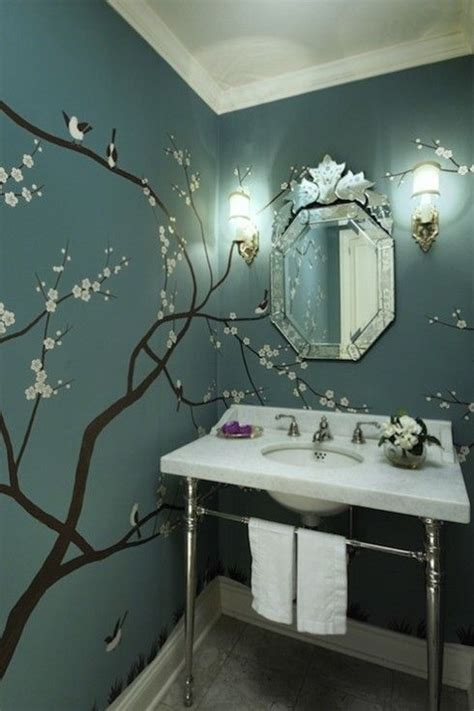 bathroom wall mural ideas 45 best bathroom murals images on bathroom