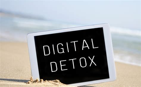 Digital Detox Length by Time For A Digital Detox Macs Adventure