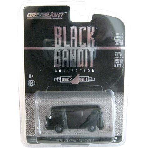 Greenllight Black Bandit 14 Volkswagen Type 2 greenlight black bandit series 14 1 2 ton 4x4