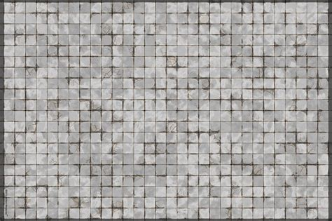 D D Mat by Gaming Mat Dungeon Tile 25mm Squares 30x20
