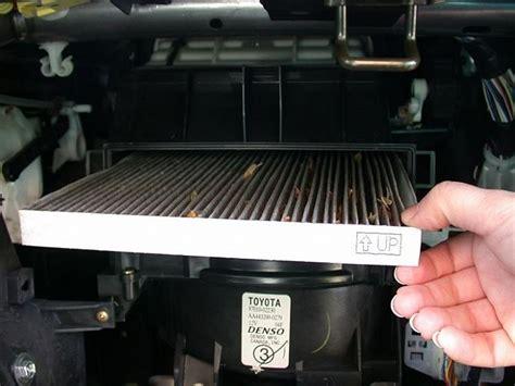 Filter Ac Picanto Ta como trocar os filtros de ar da cabine de um toyota