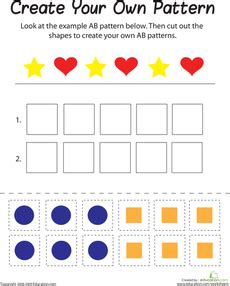 ab pattern activities smartboard ab pattern students math and kindergarten