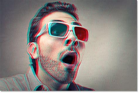 3d Effekt by Easy Photoshop 3d Retro Effect Photoshop Essentials