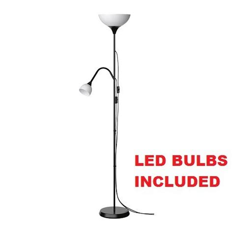 Ikea Led Floor L Ikea Not Floor L Reading Led Light Bulbs Included Adjustable Spotlight Arm Fixtures And