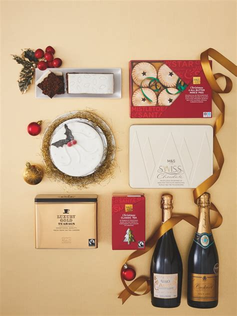 m spencer christmas food gifts exciting gifts from marks spencer