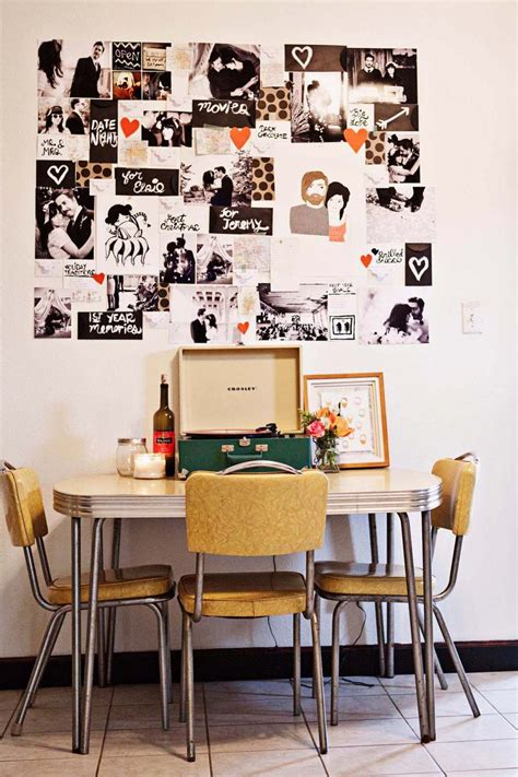 Wall Picture Collage Ideen by Diy Picture Displays That Don T Involve Frames