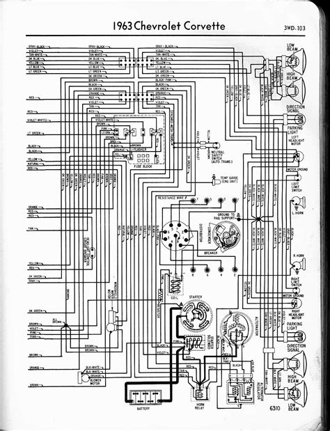 schematic diagram for 1963 impala schematic get free