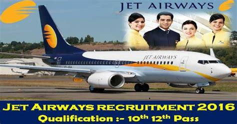 jet airways cabin crew recruitment jet airways recruitment cabin crew jetairways