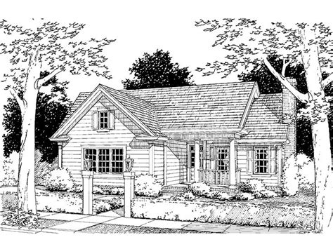 eplans cottage house plan absolutely this layout