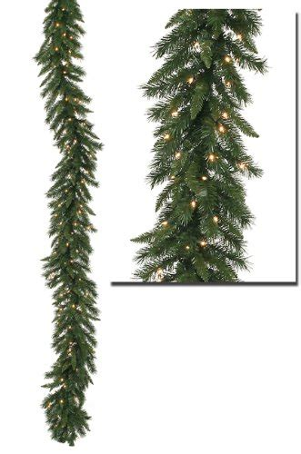 50 pre lit imperial pine artificial commercial christmas