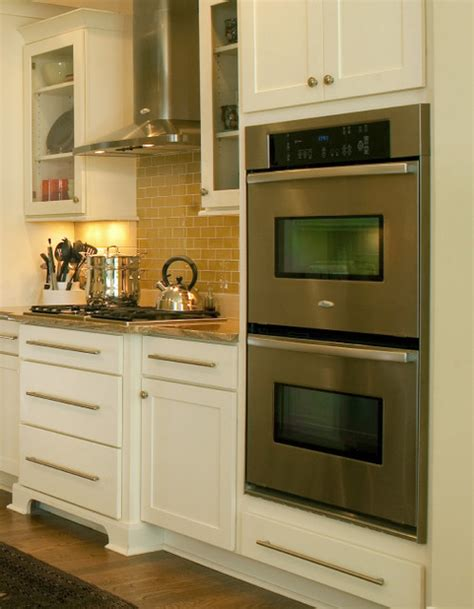 oven cabinet specialty kitchen cabinets cliqstudios contemporary minneapolis by