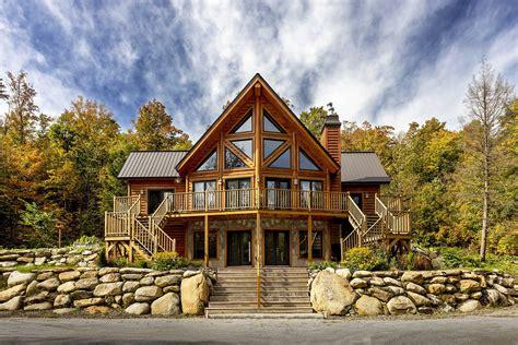 log homes network timber block homes floor plans