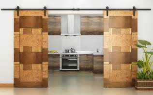 Sliding Barn Door Frame Architectural Accents Sliding Barn Doors For The Home