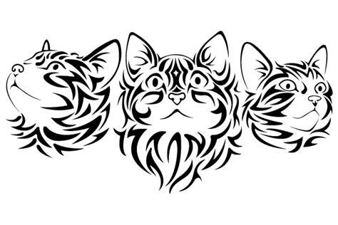 tribal pattern header tribal vector art cliparts co