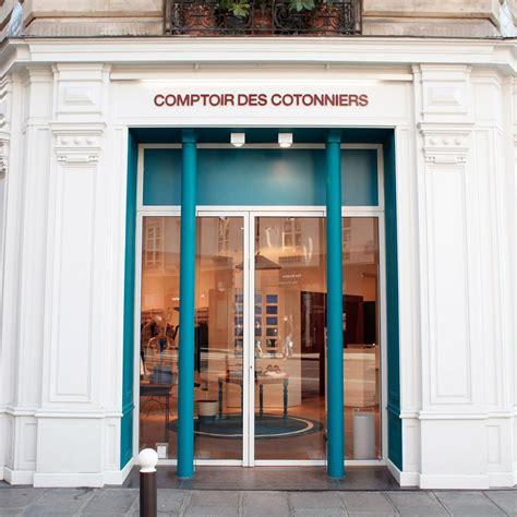 Boutique Comptoir Des Cotonniers by Lavoine D 233 Une Boutique Comptoir Des Cotonniers