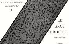 antique pattern library irish crochet 1000 images about antique crochet stunners on pinterest