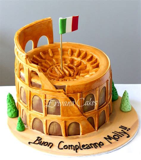 rome decoration hand that s amore cakes inspired by the romantic city of rome