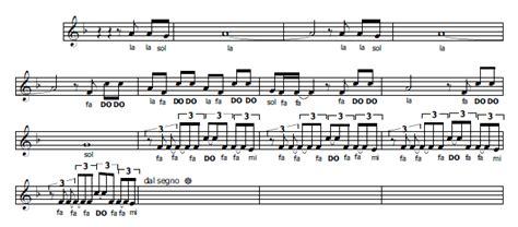testo canzone doraemon musica e spartiti gratis per flauto dolce faded