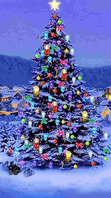 christmas lights iphone wallpapers pixelstalknet