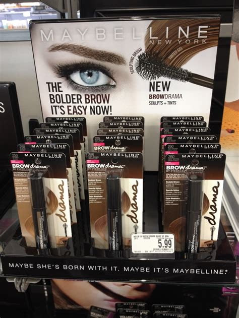 Eyebrow Drama Fo Yo by Maybelline Brow Drama For Fall 2014 Musings Of A Muse