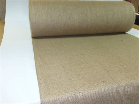 Upholstery Hessian by 20m Or 50m Rolls Of 72 Quot Wide 10oz Hessian Jute Fabric