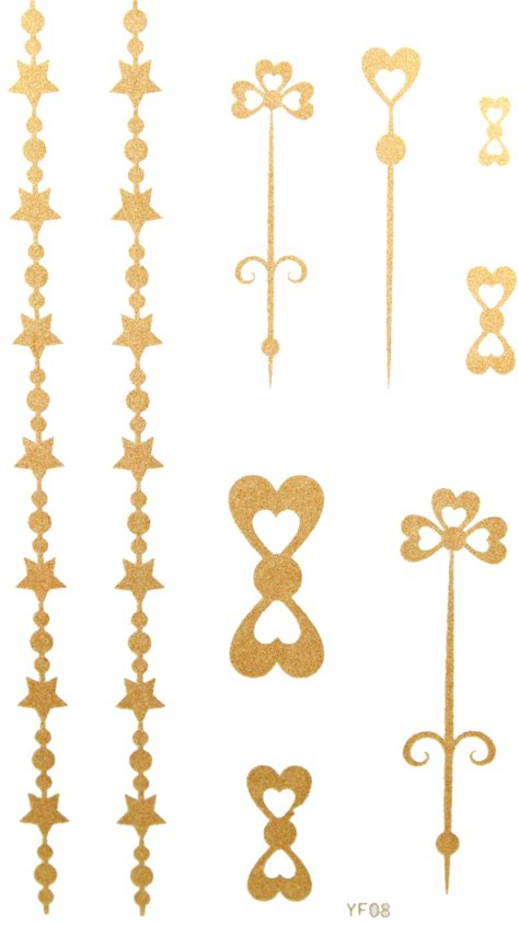 gold henna temporary tattoo cool gold temporary designs collection