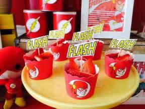 the flash superhero birthday party ideas photo 3 of 14