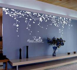 vine vinyl wall decals wallstickery com bathroom wall decorations wall stickers for nursery