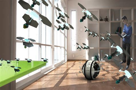 home cleaning robots electrolux design lab unveils 8 futuristic appliances for