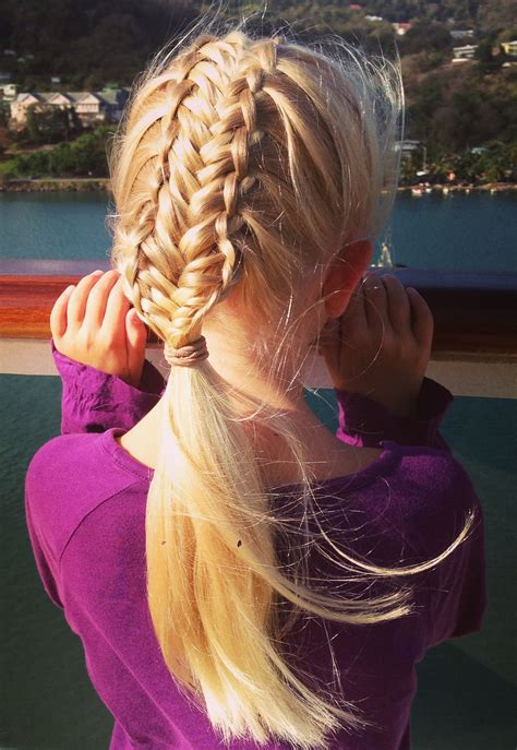 history of the fish tail braid origin of fishtail plait history of fish tail braids