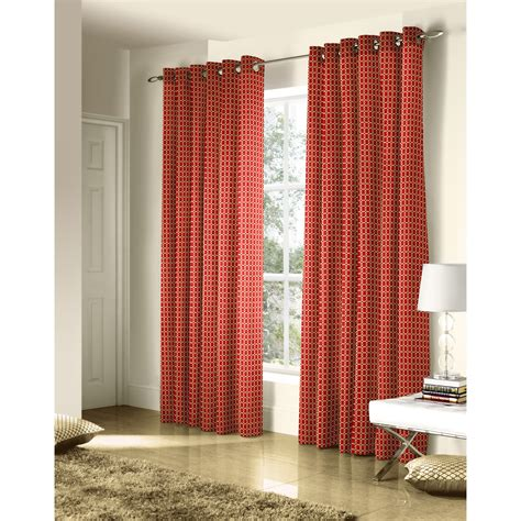 woven curtains ring top fully lined woven jacquard curtains ready made