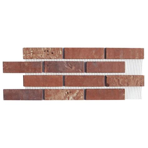 interior brick veneer home depot 100 images interior