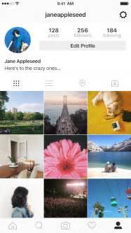 Design House Decor Instagram Instagram Entirely New Look