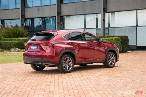 lexus sport 2018 2018 lexus nx 300 f sport review performancedrive