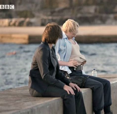 gwendoline christie miranda top of the lake china girl bbc gwendoline christie