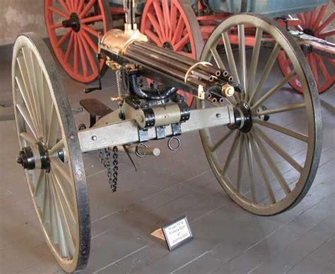 Gasing Cannon gatling gun